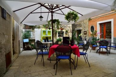 Restaurant in idyllischer Lage