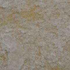 Kristallisation des Salzes