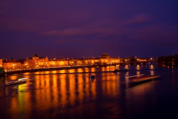 Blick von der Karlsbrücke