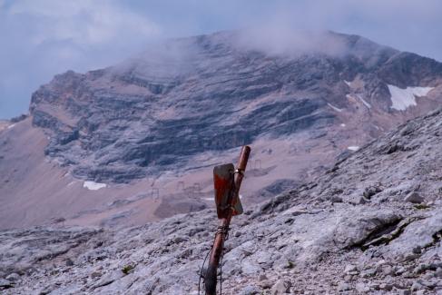Aufstieg zum Sonnalpin