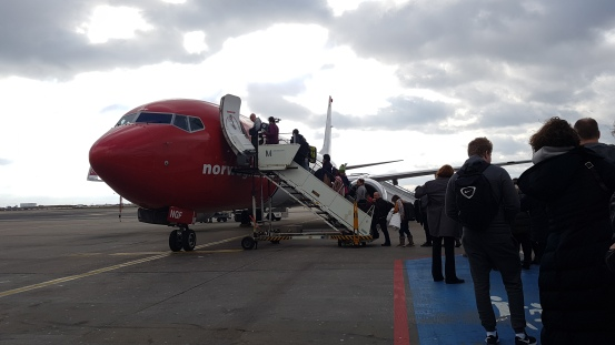 Flug von Berlin Schönefeld nach Oslo
