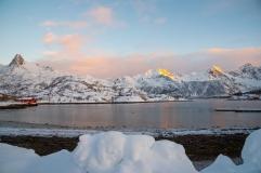 Sonnenaufgang Kalle Lofoten