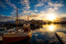 Hafen Svolvær - XXLofoten Boot
