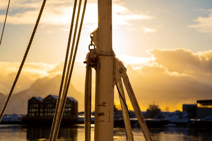 Hafen Svolvær