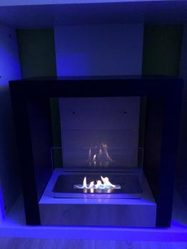 Klarstein Phantasma Cube Ethanol-Kamin