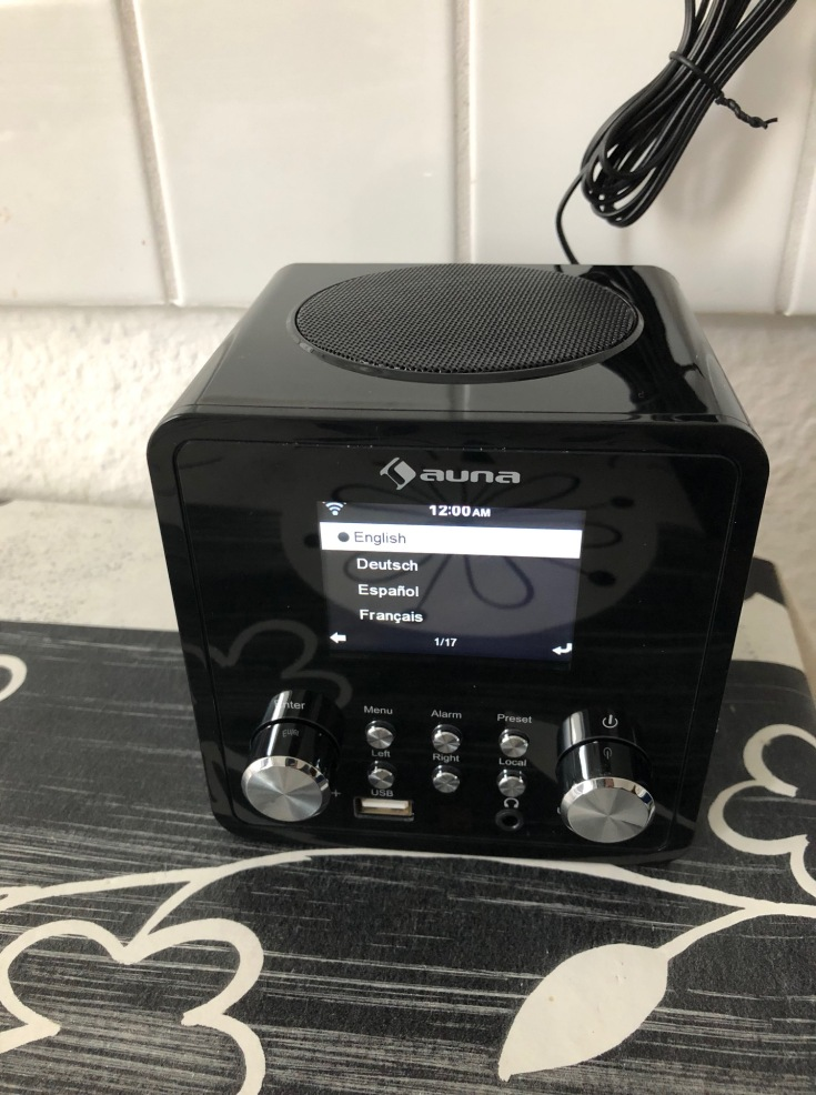 auna IR-120 Internetradio