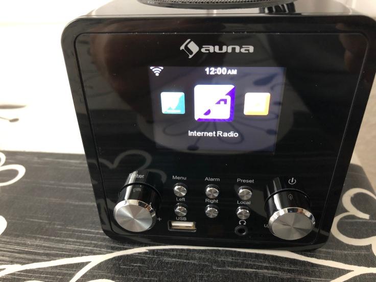 auna IR-120 Internetradio