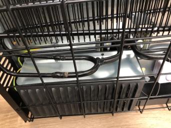 Klarstein MKS-12 Kühlschrank
