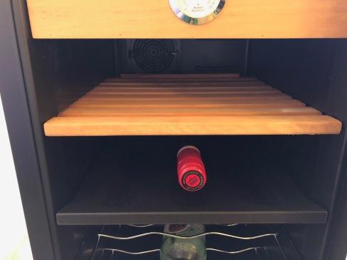 Klarstein El Dorado Humidor & Weinkühlschrank