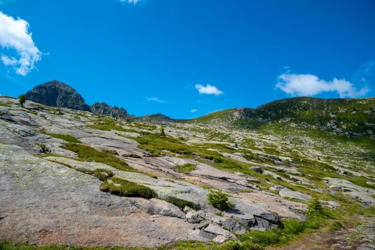 Blick vom Wanderweg L03/353