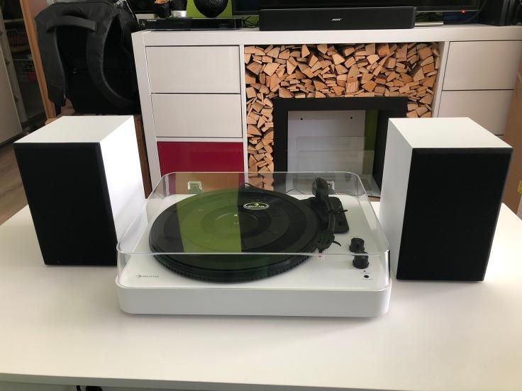 auna TT-Play SE Plattenspieler
